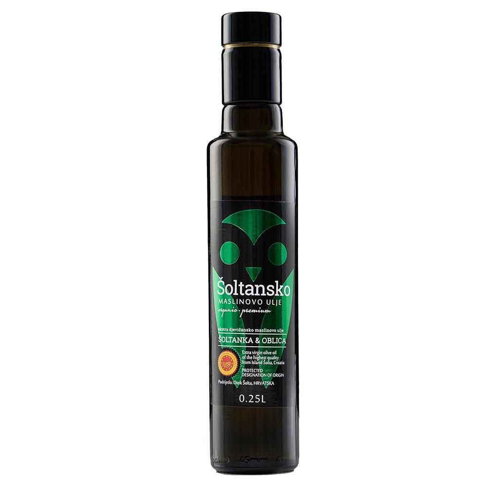 NASLOVNICA, Šoltansko maslinovo ulje